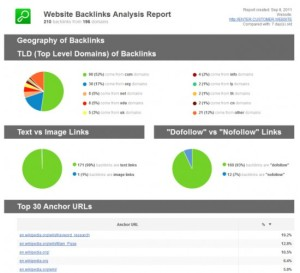 analysis-backlinking-site