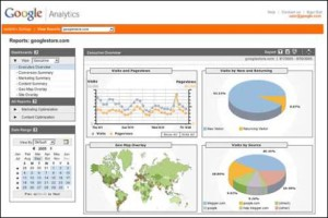 Google-Analytics-report